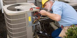 air conditioning maintenance Warner