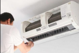 air conditioning repair Warner