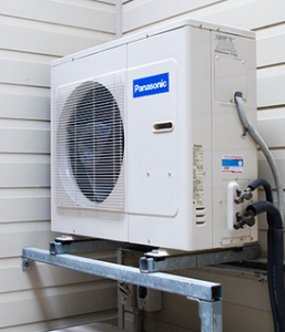 panasonic air conditioning installation Chambers Flat
